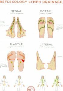 Laura Reflexology Lymph Drainage